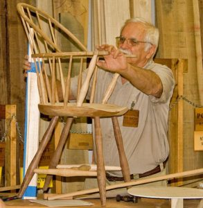May 9, 2019 – Making a Windsor Chair by Pete Savickas