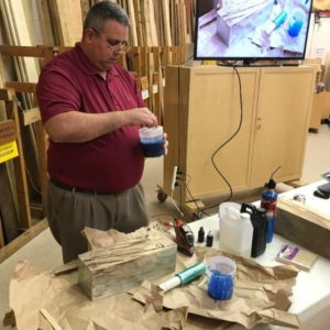 July 11, 2019 – Making a Decorative Epoxy Filled Project by Michael Gove