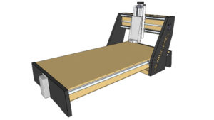 September 12, 2019 – Introduction to Building a CNC Machine by Sean Bernath